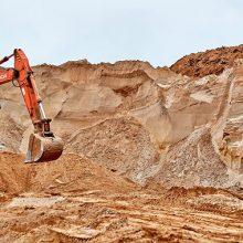 Песок. Карьерный и речной
